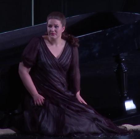 Lise Davidsen (Ariadne) Staatsoper de Viena