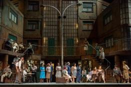 L'elisir d'amore Gran Teatre del Liceu, producció de Mario Gas Foto ® A Bofill