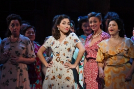 Mercedes Gancedo com a Gianetta a l'Elisir d'Amore. Liceu 2018 Foto ® A Bofill