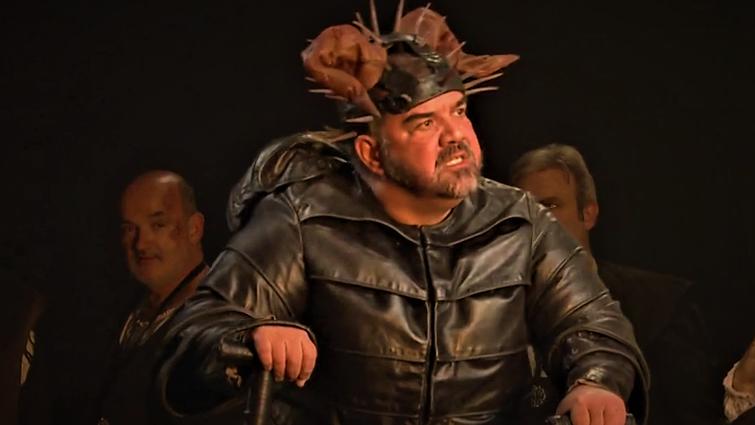 Dimitri Platanias (Rigoletto) ROH