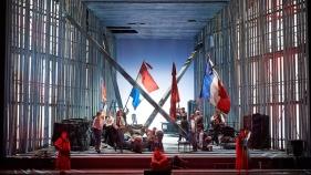 Dantons Tod a Viena Producció de Josef Ernst Köpplinger