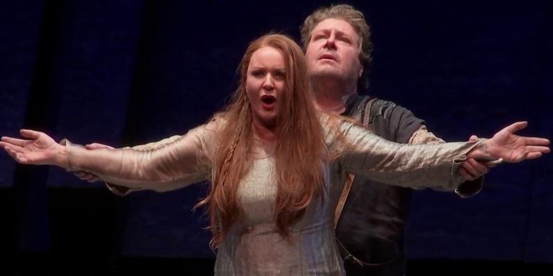 Hila Fahimaorin i Gould. Siegfried Viena 2018