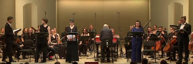 Alexander Miminoshvili, Romina Basso, Marianne Beate Kielland, Christopher Moulds, Anna Bonitatibus i Yuriy Minenko