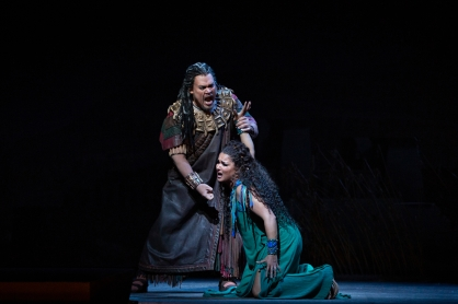Photograph by Marty Sohl / Met Opera