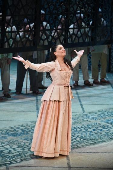 Verduhi Abrahamyan (Isabella) Fotografia de Antoni Bofill gentilesa del Gran Teatre del Liceu