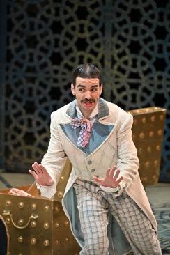 Giorgio Caoduro (Taddeo) Fotografia de Antoni Bofill gentilesa del Gran Teatre del Liceu